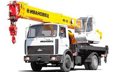 Аренда автокрана в Grand Logistics Company