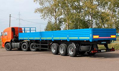 Аренда Длинномера в Grand Logistics Company