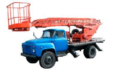 Аренда автовышки в Grand Logistics Company